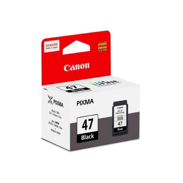 Picture of CANON PG-47 BLACK INK CARTRIDGE 9057B001AA
