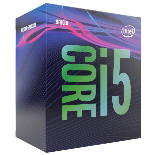 Picture of INTEL CORE PROCESSOR LGA1151 I5-9400F
