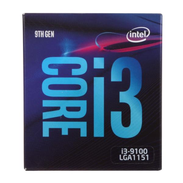 Picture of INTEL CORE PROCESSOR LGA1151 I3-9100