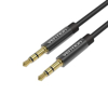 Picture of VENTION 3.5MM AUDIO BRAIDED CABLE MALE TO MALE 3METER P350AC300-B-M