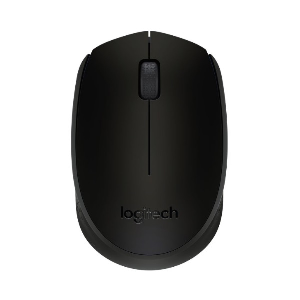 Picture of LOGITECH M171 WIRELESS MOUSE BLACK