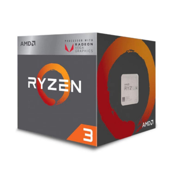 Picture of AMD PROCESSOR AM4 RYZEN 3 3200G
