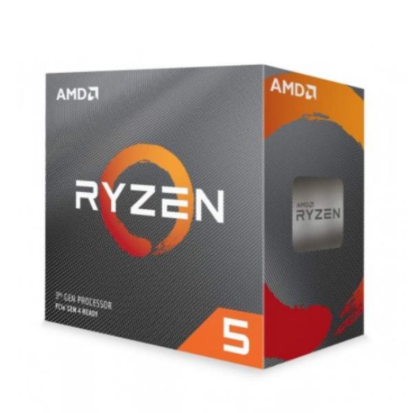 Picture of AMD PROCESSOR AM4 RYZEN 5 3600