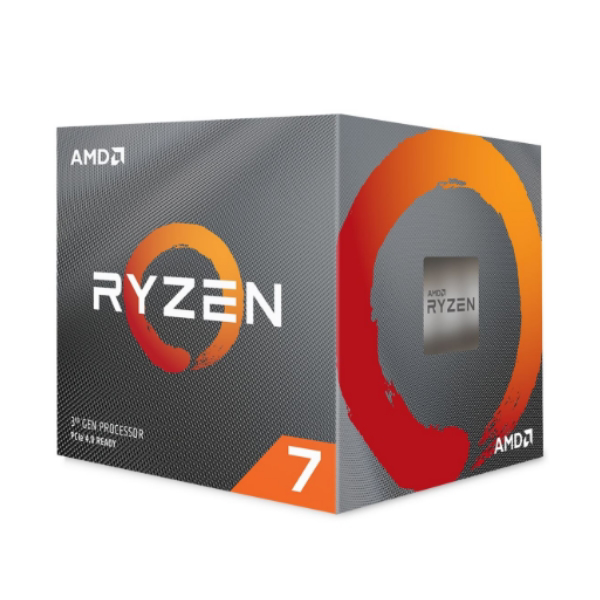 Picture of AMD PROCESSOR AM4 RYZEN 7 3700X